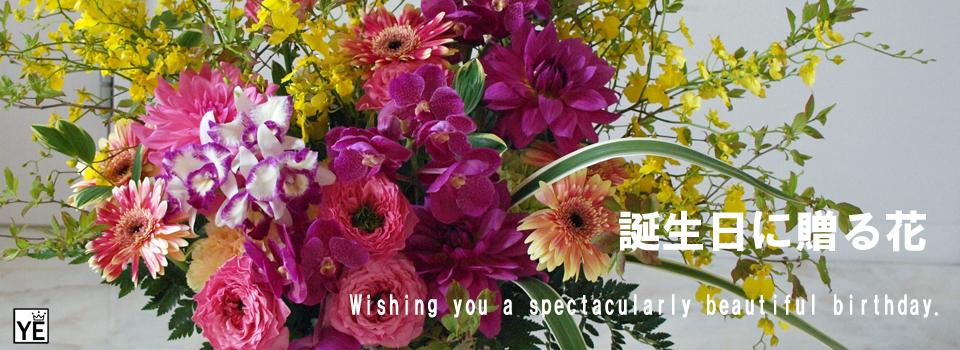 足立区 北千住 花屋 Hanayue お祝い用の胡蝶蘭やスタンド花、プリザーブドフラワー